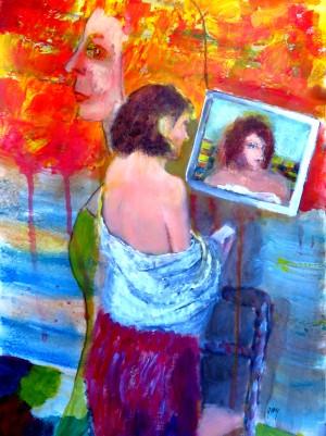 women-from-rear-towel-mirror