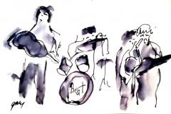 Beatles 4 at Bancaja Foundation