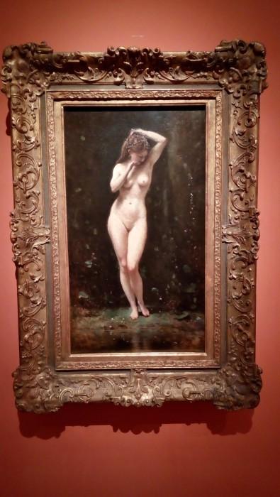 Jean Baptiste Camile Corot, Diana Bathing