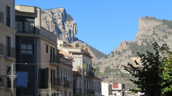 Rocky area just outside Alcoi