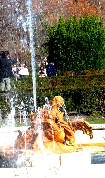 Fountains Aranjuez