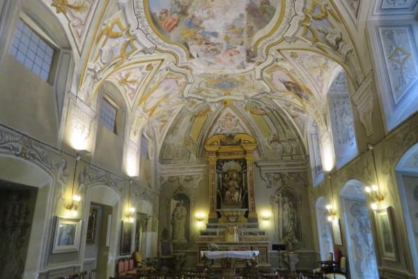 Oratorio della SS. Carita di San Piedro