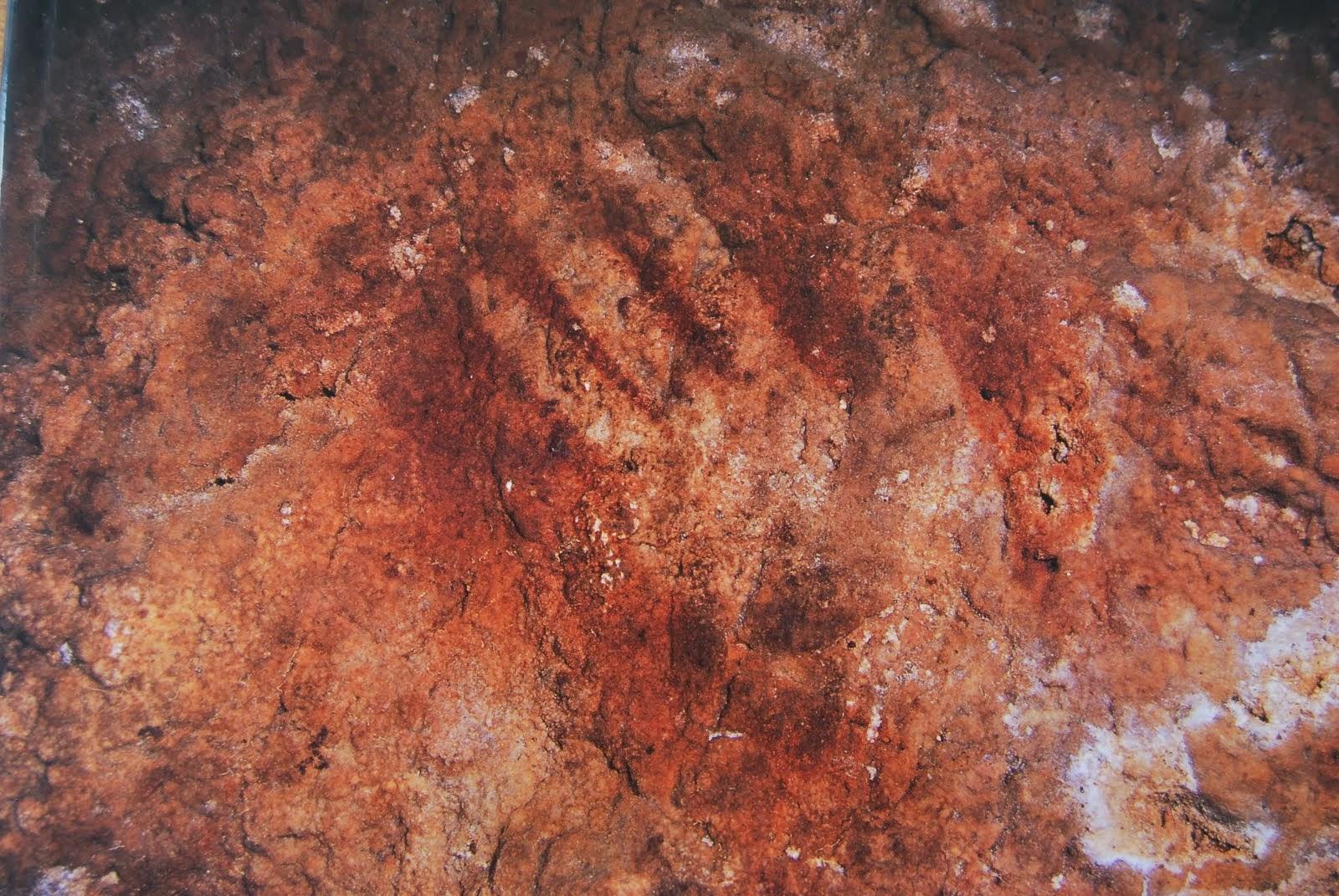 Maltravieso hand paintings