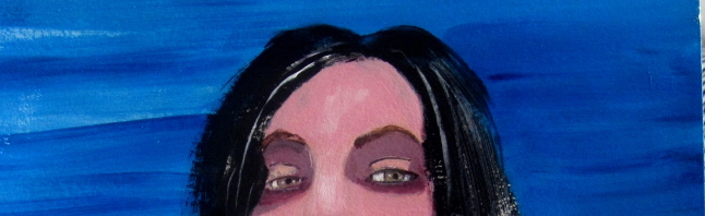 Panamania Woman as Goth