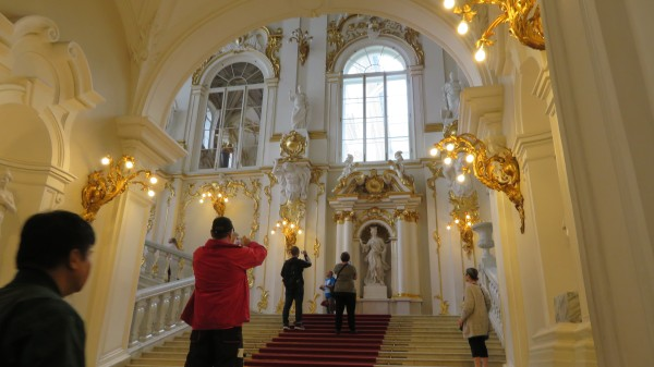 Staircase of the Winter Palace
