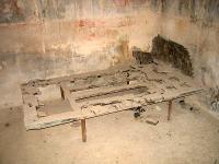 Herculaneum - bed