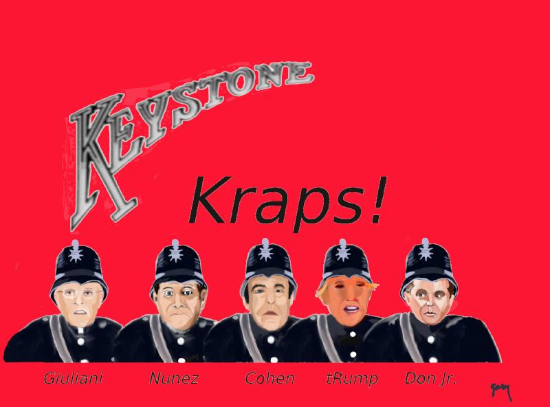 Keystone Kraps, prints