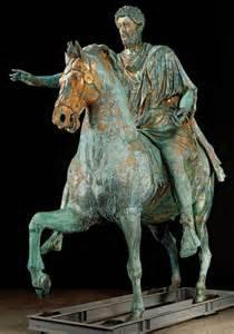 Marcus Aurrelius closeup