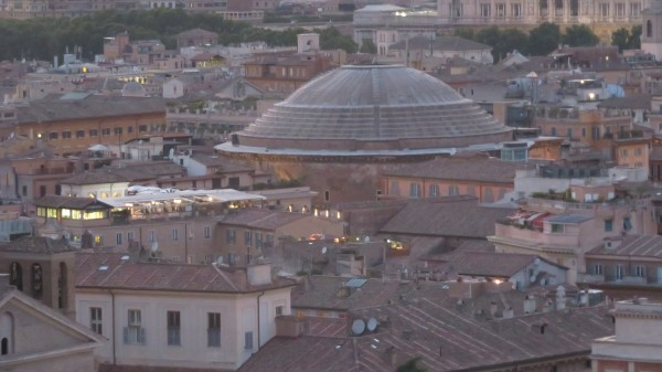 Pantheon from Vittorio