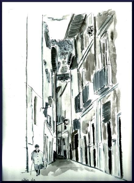 xativa street scene